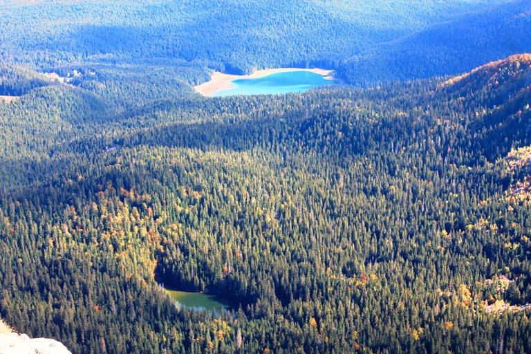 Crno i Zminje jezero