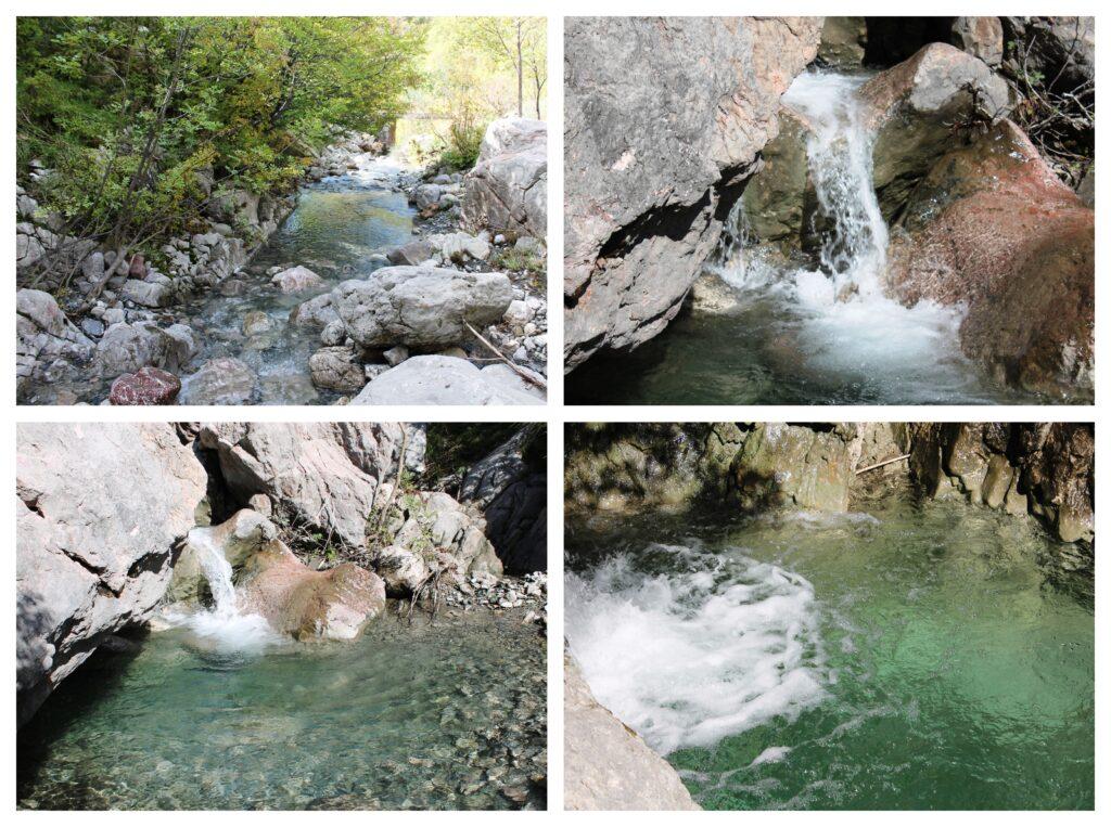 Vodopadi na putu ka Bijeloj Skali
